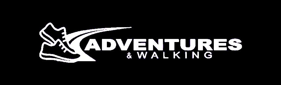 Adventures and Walking - LinkedIn Banner - transparent - white
